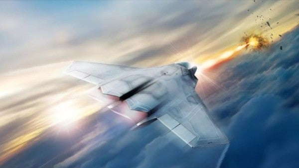 The Air Force blasted missiles out of the sky with a frickin' laser beam that could one day arm fighter jets