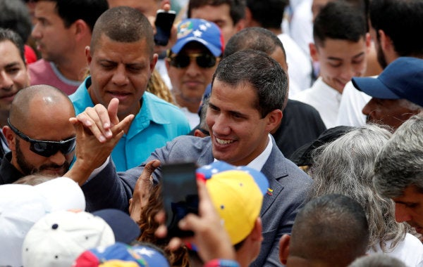 Erik Prince wants to use a private army to overthrow Venezuela's president