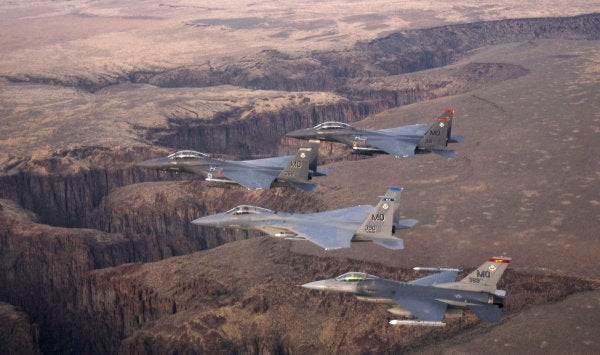 Idahoans to the Air Force: please stop secretly using our cities for target practice