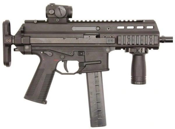 Meet the Army's new submachine gun