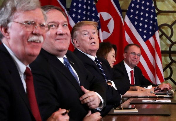 Trump gave Kim Jong-un a piece of paper demanding he transfer all nukes to the United States on day talks broke down