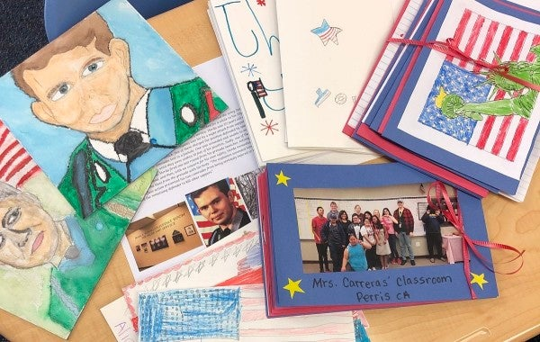 Medal of Honor recipients received 12,000 personalized letters from complete strangers this year, and they're absolutely incredible