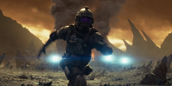2 reasons you should watch Netflix's new sci-fi anthology: space Marines and GWOT werewolves