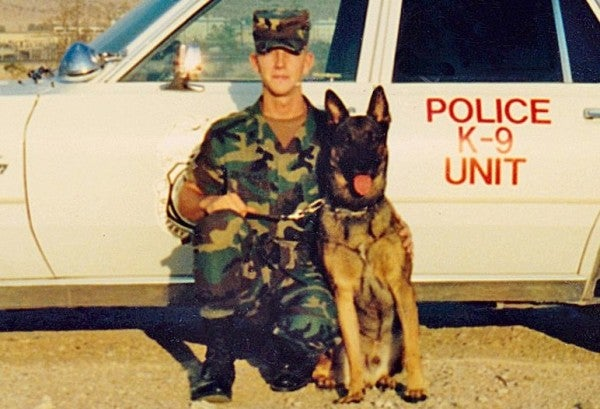Feast your eyes on these 9 very good and adorable military dogs for National K-9 Veterans Day