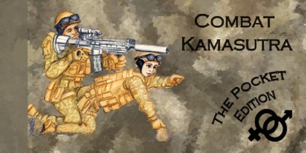 The story behind 'Combat Kamasutra' — the parody military sex book you never knew existed
