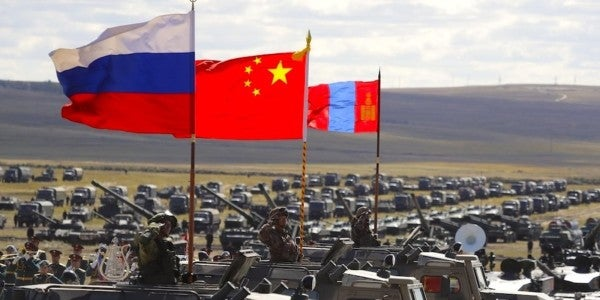 The US has been getting 'its ass handed to it' in simulated war games against Russia and China, analysts say