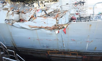 Navy keeps publicly scapegoating former USS Fitzgerald CO for deadly 2017 collision, his attorneys argue