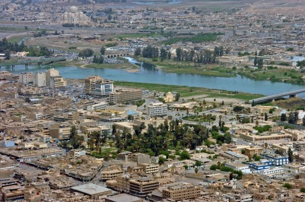 Dramatic Drone Footage Reveals A Mosul Devastated By 3 Years Of ISIS Occupation