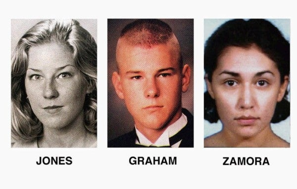 The Teenage Love Triangle That Sent The Texas 'Cadet Killers' To Prison 20 Years Ago