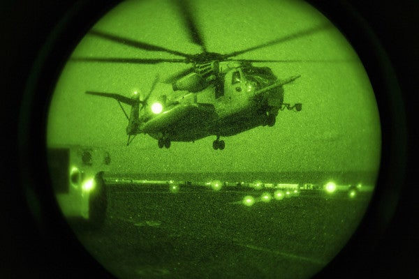 'We Own the Night': The Rise And Fall Of The US Military's Night-Vision Dominance