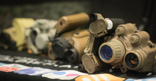 The Army's Advanced New Night Vision Goggles Are Just Over The Horizon