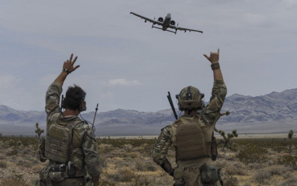 Afghanistan Wants The US To Send The A-10 Warthog Back To Fight The Taliban