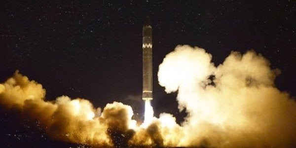 The Air Force Is Developing An 'EMP Missile' To Fry North Korea's Nukes