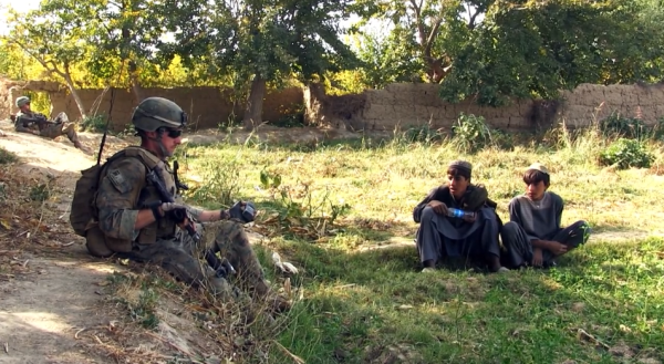 The war documentary the Marine Corps doesn't want you to see is finally hitting theaters