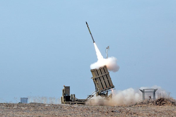 The Army wants to shoot missiles out of the sky just like Israel can