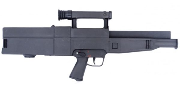 That time the Army nearly replaced the M16 with the pulse rifle from 'Demolition Man'