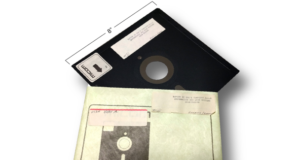 US nuclear forces have quietly kissed their floppy disks goodbye