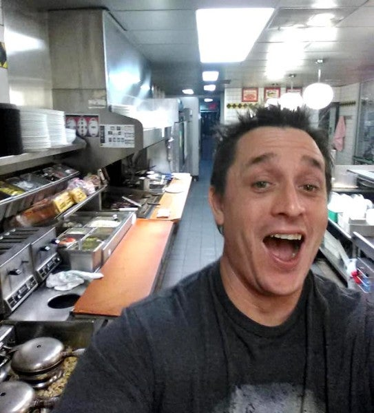 We Salute The Army Vet Who Commandeered A Waffle House Kitchen After A Night Of Drinking