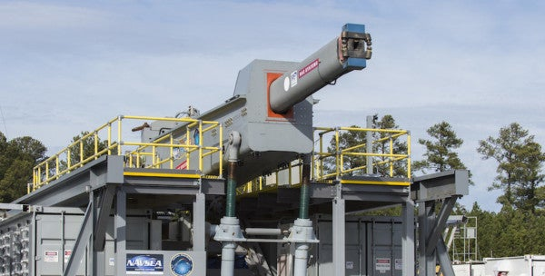 The Navy's top officer just admitted the much-hyped electromagnetic railgun is a big mess