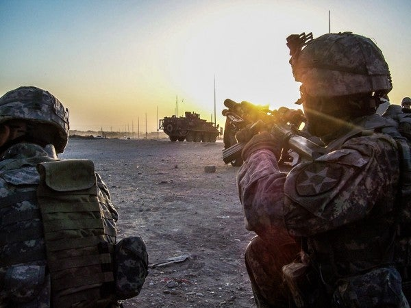 Battle Of Mosul Veterans Reflect On Ongoing Offensive