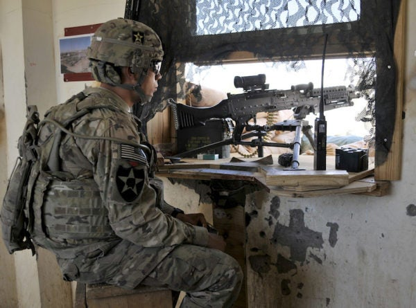 I Never Saw Combat As A Marine In Afghanistan, And I'm Okay With That