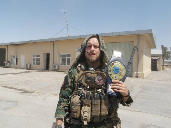 This Green Beret's last request after being shot in Afghanistan: 'Save the bullet'