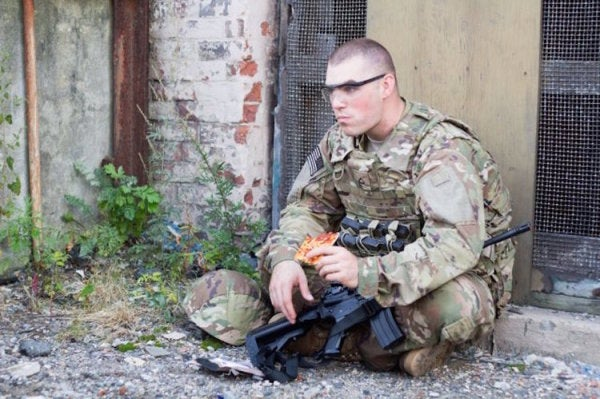 The Army Is Delivering Pizza MREs Sooner Than Expected — With Sides!
