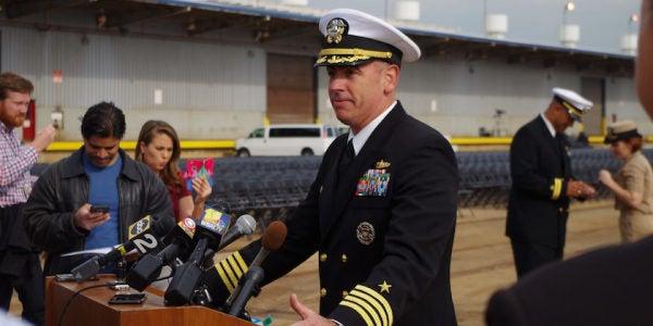 Zumwalt Captain: She's 'Like A Very Souped Up SUV'