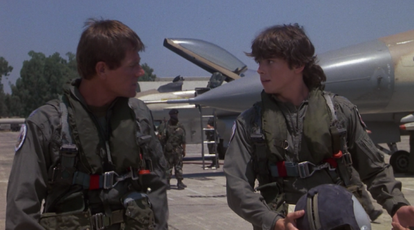 'Iron Eagle' Was The Worst Thing To Happen To The Air Force Since 'Nam