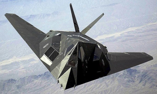 The Air Force Retired Its First Stealth Aircraft More Than A Decade Ago, But It's Still Lurking In The Skies Over The US