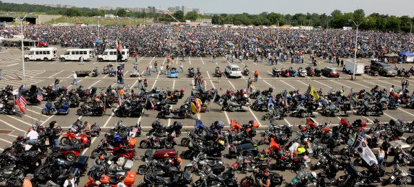 Rolling Thunder's Beloved POW/MIA Motorcycle Ride Will Fall Silent After 32 Years