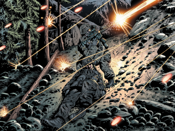 The heroism of Medal of Honor recipients Audie Murphy and Sal Giunta get the comic book treatment
