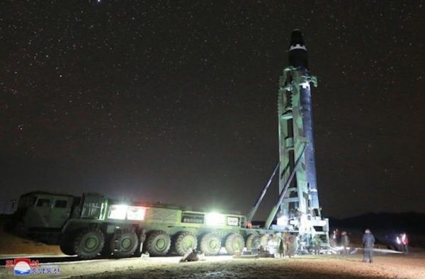 What We Know About North Korea's 'Most Powerful' ICBM Yet