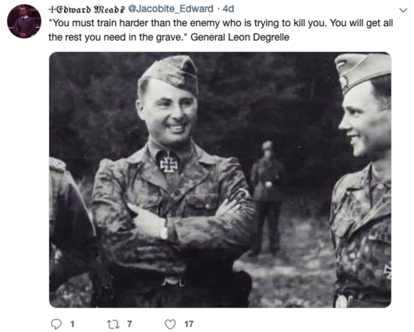 Marine Corps opens investigation into another apparent Nazi-loving lance corporal