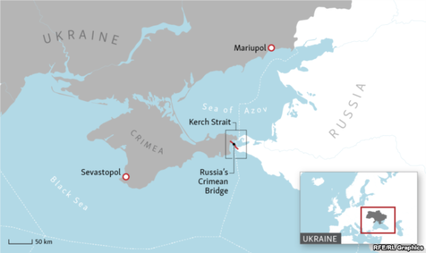 What You Should Know About The Simmering Conflict Between Russia And Ukraine