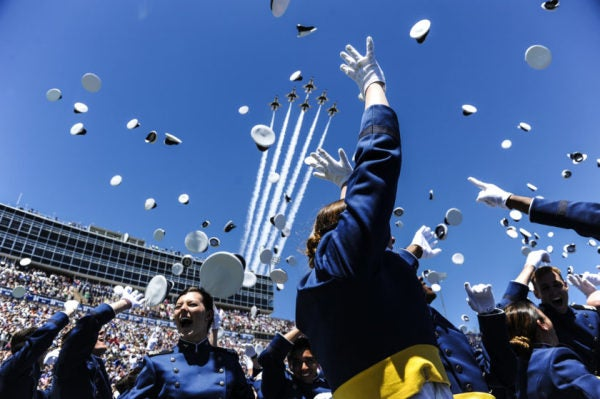 Scathing Report Details Air Force Academy's 'Derelict' And Scandal-Filled Sexual Assault Prevention Office