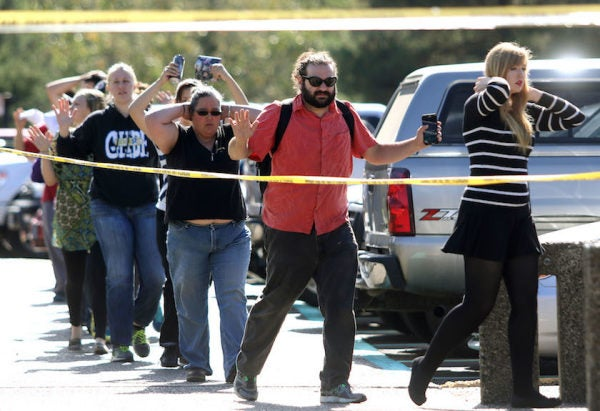 From 'Malingering Loser' To Reluctant Hero, Chris Mintz Recalls Oregon Massacre