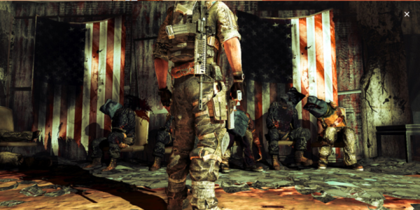 'Spec Ops: The Line' Is The Most Brutal War Game Ever Made
