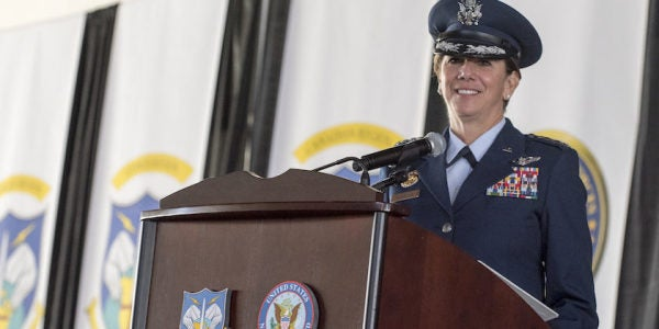 How America's Highest Ranking Woman In Uniform Defied The Odds