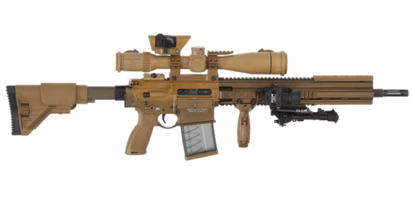 The Army's Lethal New Sniper Rifle Is Still In The Works Despite Cancellation Fears