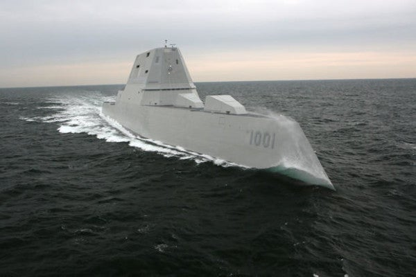 Navy Destroyer Named For Medal Of Honor Recipient To Be Commissioned