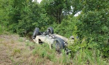 Army Humvee stolen at gunpoint in Arkansas