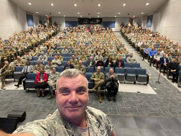 This former Air Force colonel survived two suicide attempts. He wants you to know life doesn't have to hurt so much