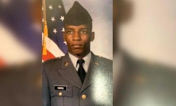 Black veteran walks free after almost a decade in jail over $30 marijuana sale