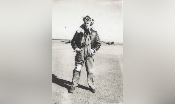 Decorated Air Force pilot who served in three wars, became a world-class marksman passes from COVID-19