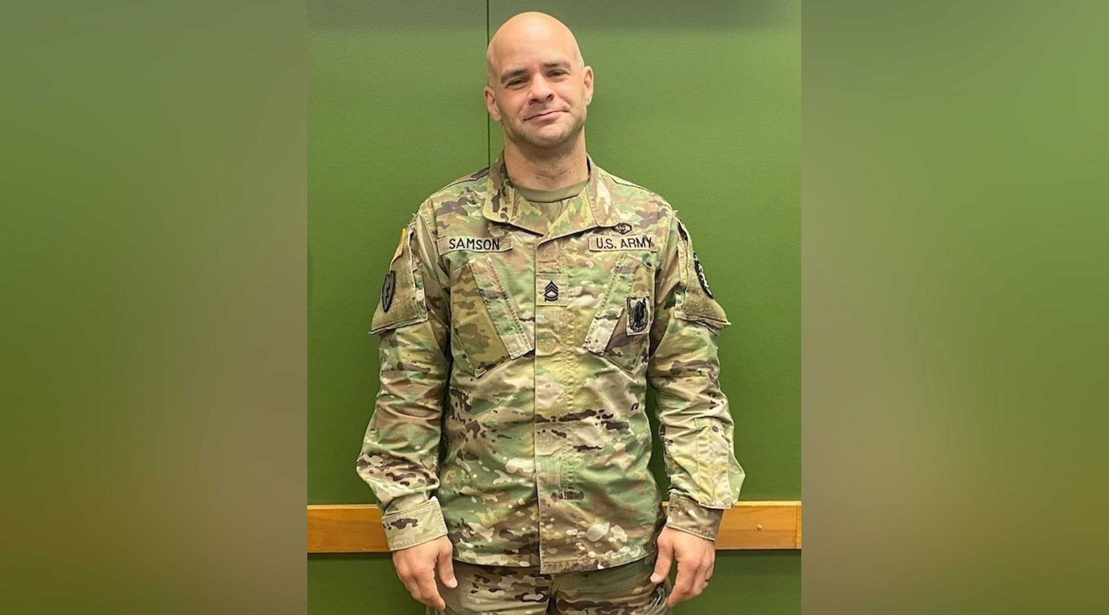 We salute the Army recruiter who saved two people in Alaska this year