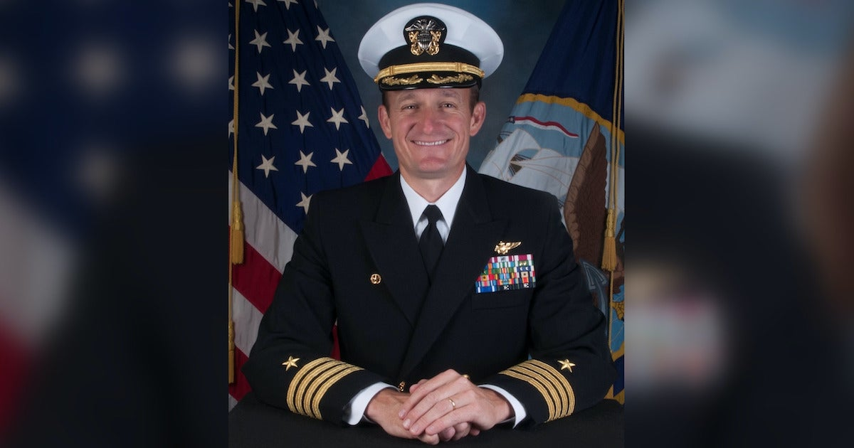 The Navy moved at light speed to fire a captain who did not ram his ship into another vessel