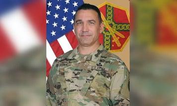 Fort Bragg garrison commander relieved of duty amid investigation