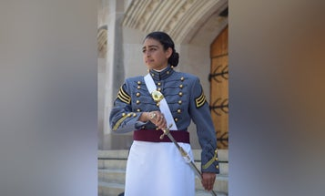 'Nothing stood in my way'— Meet the first observant Sikh woman to graduate West Point