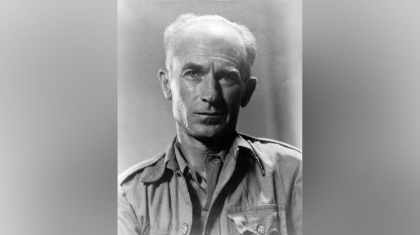 The enduring appeal of WWII reporter Ernie Pyle, who died on the job 75 years ago this week